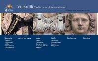 Versailles. Décor sculpté extérieur - Etablissement public du musée et du domaine national de Versailles