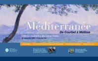 Méditerranné - De Courbet à Matisse