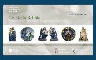 Les Della Robbia - Sculptures en terre cuite émaillée de la Renaissance italienne