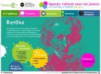L'année Berlioz - Agenda culturel pour les jeunes - France 5