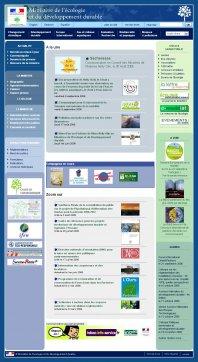 Ministère de l'écologie et du développement durable