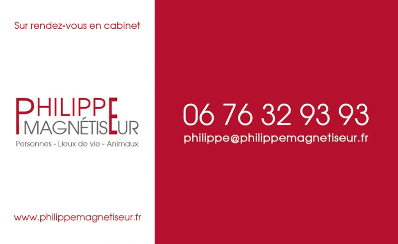 Cartes De Visite Philippe