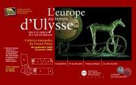 L'europe au temps d'Ulysse - Dieux et héros de l'âge de Bronze